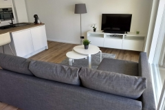Totaalrenovatie appartement kust